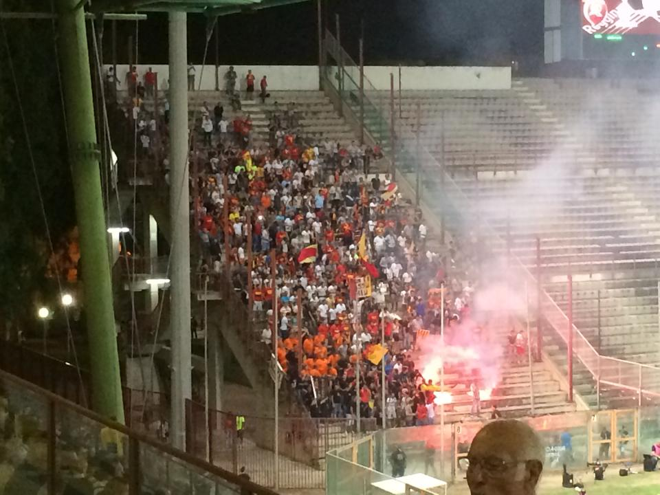 reggina messina