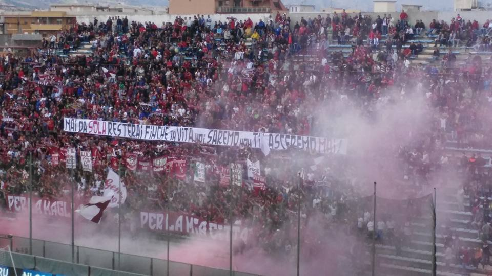 Derby Reggina Messina