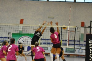 volley crotone